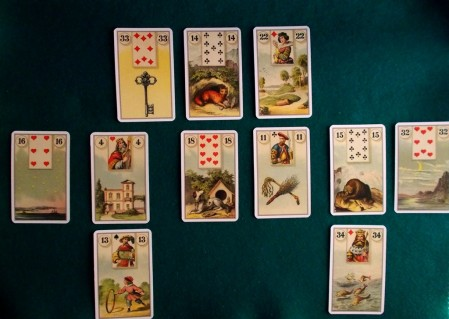lenormand and Hekate